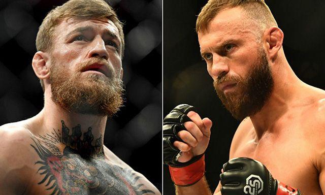 Cowboy vs Conor McGregor