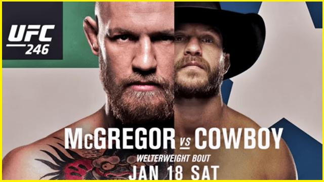 UFC 246 live online